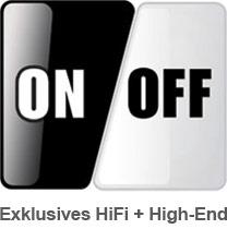 OnOff HiFi Logo