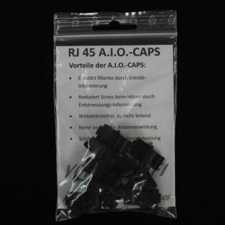 RJ45 AIO CAP Verpackungseinheit 10 Stück