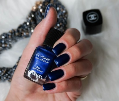 CHANEL LE VERNIS NAIL COLOUR 681 Fortissimo