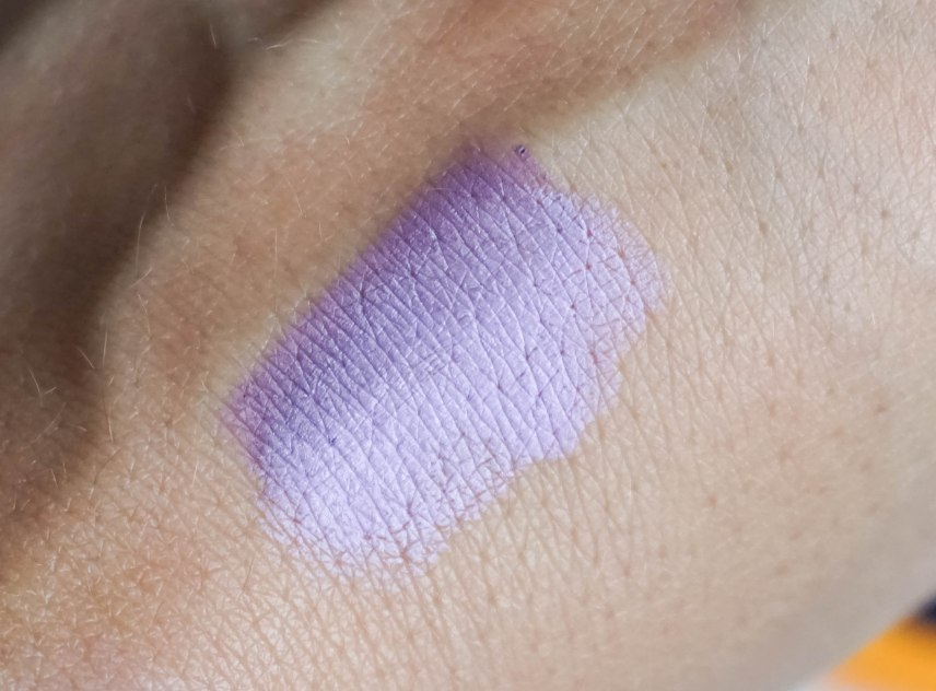 Swatch: Feral Cosmetics- Ultra Satin lipstick Euphoric, KIKO MILANO Smart lip pencil 715