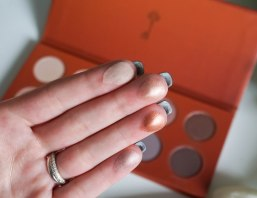 SWATCHES: Luster, Reflective Elegance, Copper is King, Shining Bright
