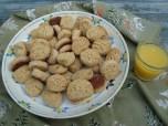 glutenvrije herfstkoekjes met pompoenkruiden