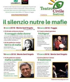 Teatro Civile Festival
