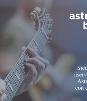 AstralMusic per emergenza Covid-19