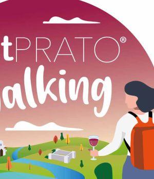 La grafica di eatPRATO Walking 2020
