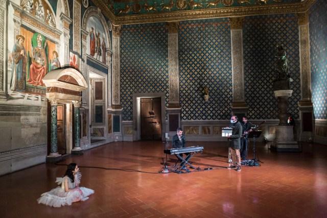 Firenze Futura Capodanno 2021 Daniele Silvestri Foto Simona Fossi