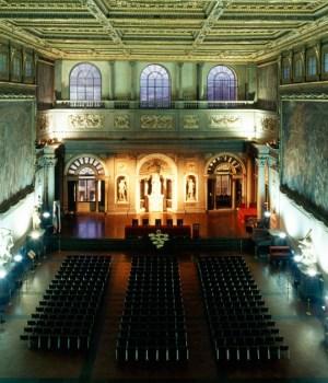 Palazzo Vecchio Firenze Salone dei Cinquecento