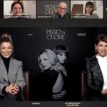 Emma e Alessandra Amoroso conferenza stampa per la presentazione di Pezzo di Cuore in diretta su Zoom