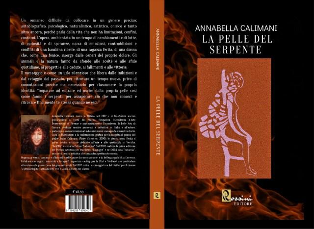 La pelle del serpente di Annabella Calimani
