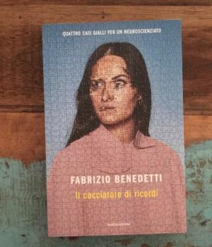 Il cacciatore di ricordi di Fabrizio Benedetti