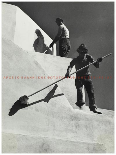 «Άσπρισμα», καλλιτεχνική φωτογραφία του Ιάσωνα Αποστολίδη (αρχείο Ελληνικής Φωτογραφικής Εταιρείας)