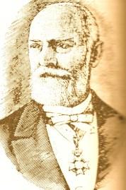 Ο Παναγής Βαλσαμάκης, πρώτος Τμηματάρχης του Τμήματος Δασών του Υπουργείου Οικονομικών. Κεφαλλονίτης στην καταγωγή, σπούδασε δασολογία στη Δασική Ακαδημία του Tharandt και εισήλθε στη δασική διοίκηση το 1854.