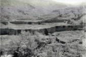 Εγκάρσια φράγματα σε χείμαρρο λάβας (Πάμισος) περιοχής Μουζακίου Καρδίτσας