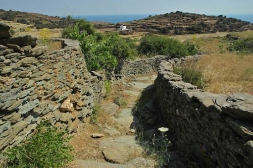 Η έννοια του τοπίου δεν καλλιεργήθηκε και δεν αφομοιώθηκε στην Ελλάδα (από το αρχείο του συγγραφέα).