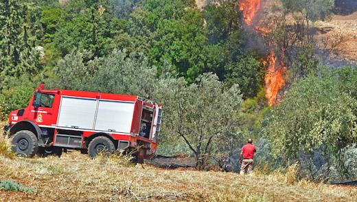 Πυροσβέστες συμμετέχουν στην κατάσβεση της πυρκαγιάς στα Δερβενάκια Κορινθίας, Δευτέρα 18 Απριλίου 2016Φωτιά μαίνεται από το μεσημέρι, στα σύνορα Αργολίδος Κορινθίας κοντά στα Δερβενάκια.  Πυροσβεστικές δυνάμεις από την Πελοπόννησο δίνουν μάχη με την πυρκαγιά. Η φωτιά είναι σε δύσβατη περιοχή  και λόγω των ανέμων η πυρόσβεση είναι αρκετά δύσκολη. ΑΠΕ-ΜΠΕ/ΑΠΕ-ΜΠΕ/ΜΠΟΥΓΙΩΤΗΣ ΕΥΑΓΓΕΛΟΣ