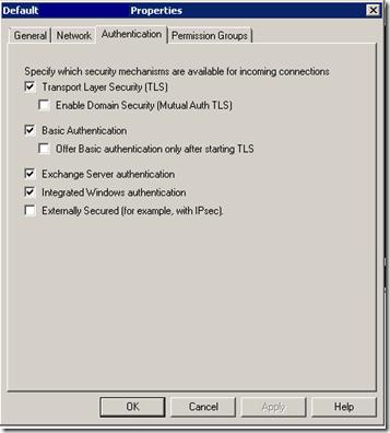 Using telnet to test authenticated relay in Exchange – Das