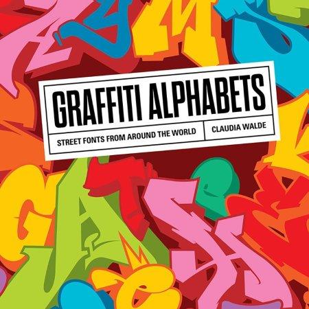 Abecedario Graffiti: Letras para copiar
