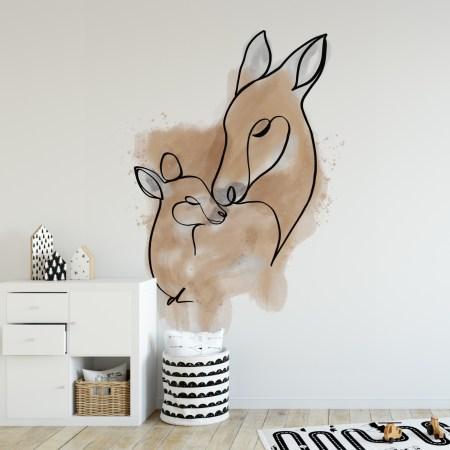 Murales de animales >