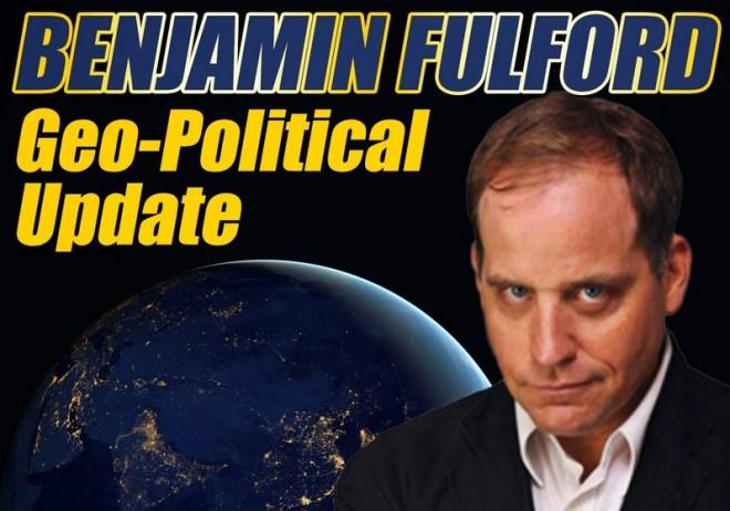 """Benjamin Fulford, 6. März 2017 -  """" Verzweifelte Gegenangriffe der satanischen Mafia schlagen an allen Fronten fehl, während die Befreiung der Menschheit näher rückt"""""""