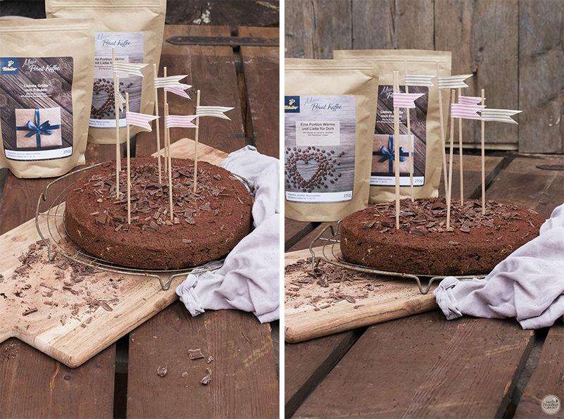 Tchibo-Kaffee-Kuchen