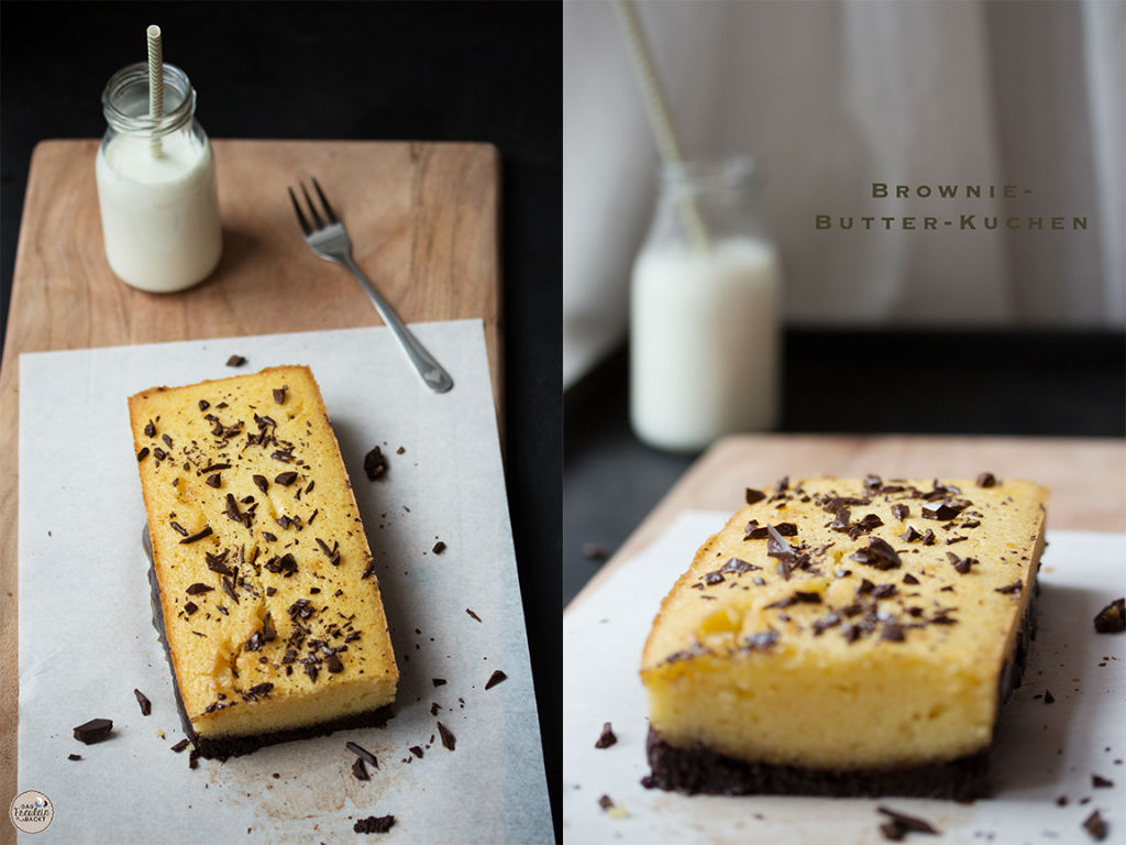 Brownie-Butter-Kuchen