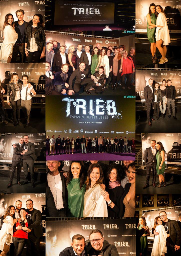 Filmpremiere Trieb