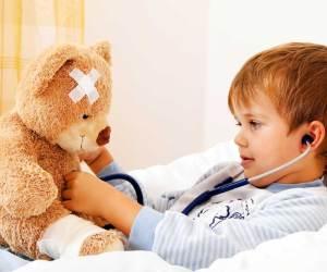 Kinder-Verletzungen