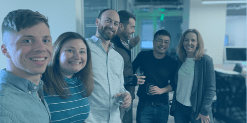 The Dash Team - Gathering in person