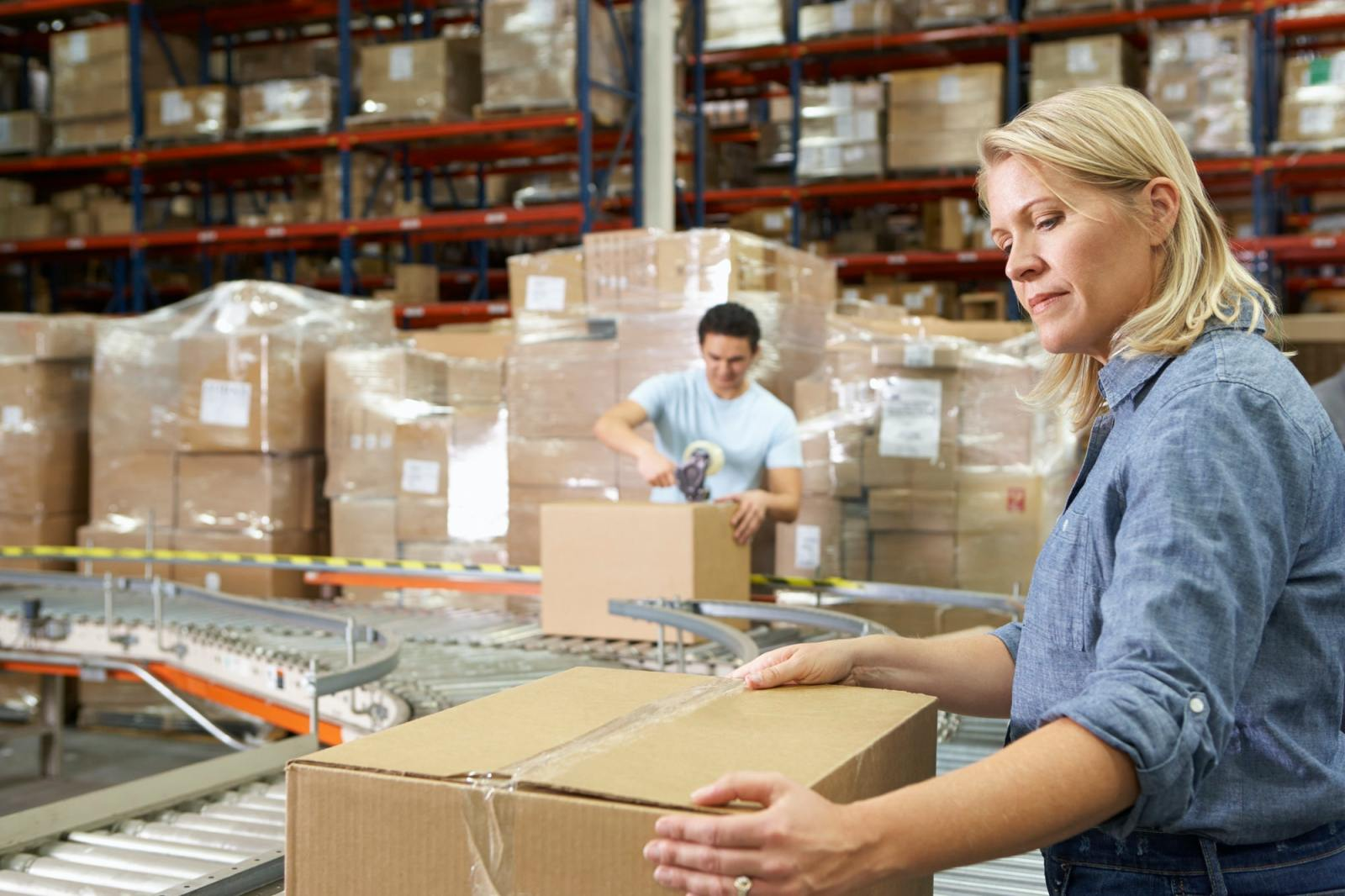 ecommerce warehousing and fulfillment solution