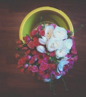 bouquet from Kiev florists2358