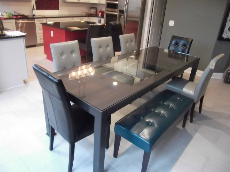 Protecting Wood Furniture With Glass Table Tops