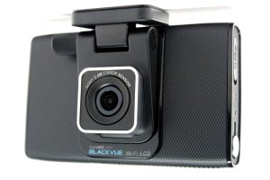 closeup of the DR750LW front camera