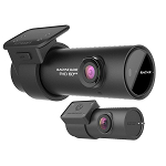 BlackVUe DR750S-2CH front and rear dash cam