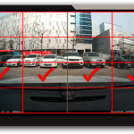 BlackVue's region-based motion detection