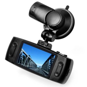 A product photo of the GS6000 A7 dash cam