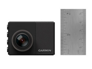 "Front of the Garmin 65W, just 1.6"" high"