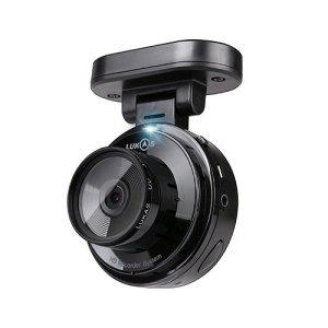 A closeup of the Lukas LK-7900 ACE dash cam