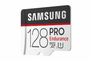 Samsung 128GB Pro Endurance micro SD card