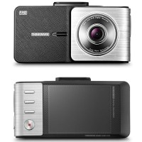 Thinkware X500D front and rear dash cam with screen