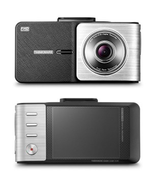 Thinkware X500 front and rear dash cam