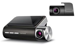 Thinkware F800 front and rear car DVR