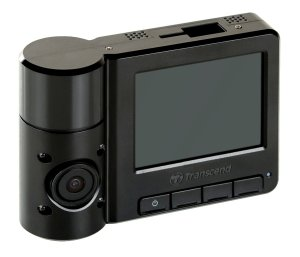Transcend Drive Pro 520, first taxi cam by a renowned manufacturer
