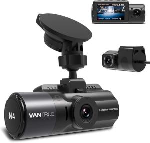 Vantrue N4 3 way dash cam
