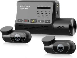 Viofo A139 3-way dash cam