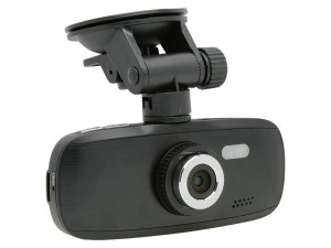 A closeup of the G1W dash cam (also known as GS108)