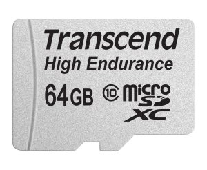 Transcend Information 64GB SD card