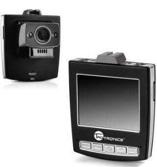 TaoTronics dash cam review
