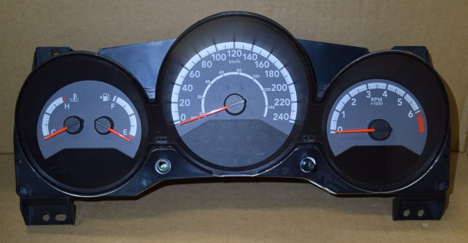 Dodge Caliber Dash Light Repair