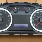 2008 2012 Ford Escape Used Dashboard Instrument Cluster For Sale Km H Dashboard Instrument Cluster
