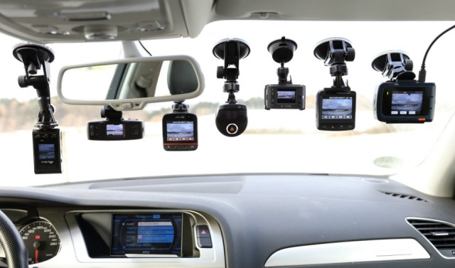 dashboard cameras